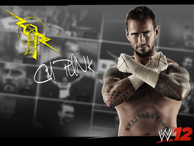 Cm punk Tattoos
