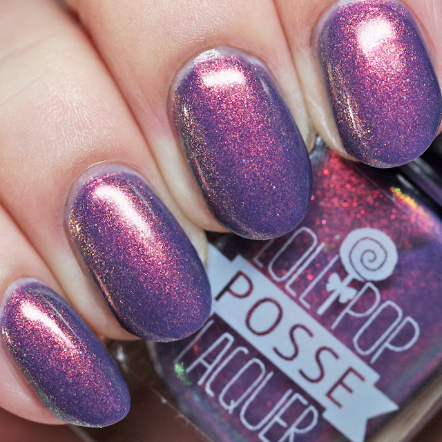 Lollipop Posse Lacquer Where the Lovelight Gleams