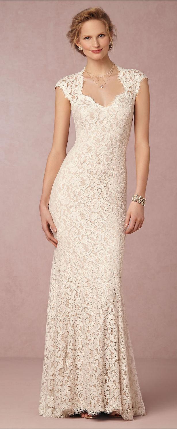 Fabulosos vestidos de novias | Colección BHLDN