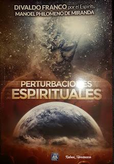 Divaldo Franco, Manoel Philomeno de Miranda, Libro, Perturbaciones Espirituales, CEA