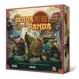 La senda del panda (unboxing) El club del dado La-senda-del-panda