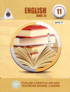 English Book-3 for 11th class in pdf format