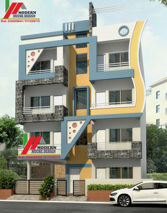 House Design Front Design Building Design Naksha Design Civil Engineer  Architectural Engineer