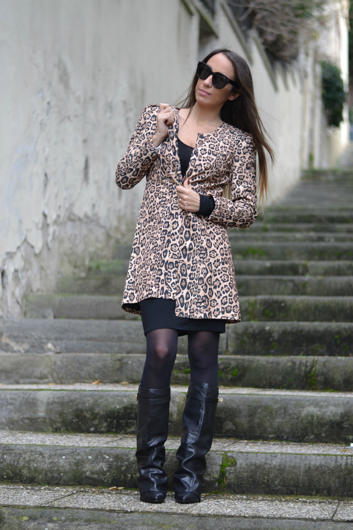come indossare animalier