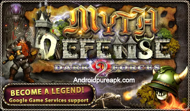 Myth Defense 2: DF Apk download+data