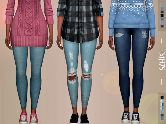 S4 Accessory Jeans Pack 2