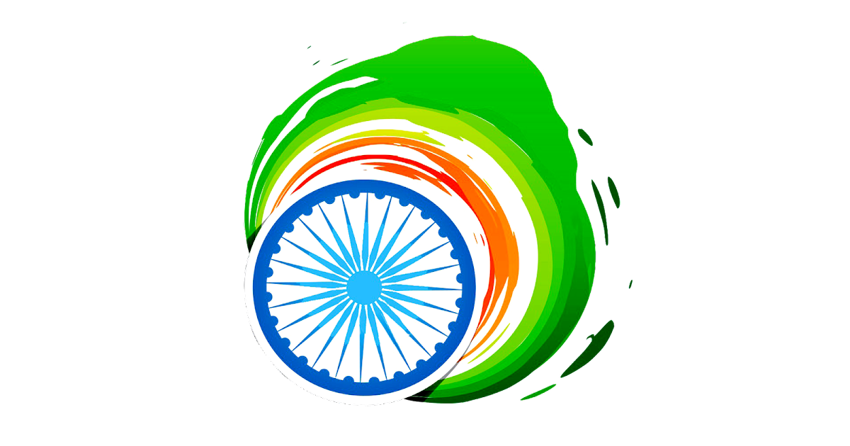 Pngforall: Indian Round Flag Transparent PNG Hd Wallpapers