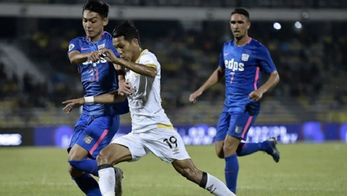 Hong Kong's Kitchee exit the Champions League