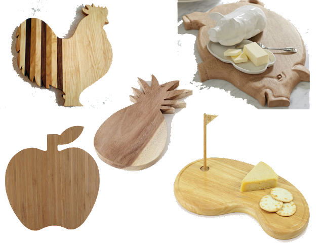 thớt gỗ thiết kế riêng