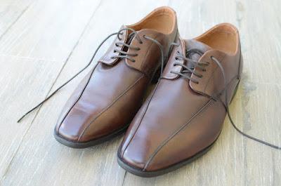 Model sepatu stylish untuk pria