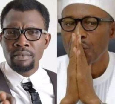 'This-is-not-a-Government,-it's-a-mistake' – Comedian-Maleke-slams-Buhari