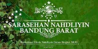 Warga Nahdlatul Ulama di Bandung Barat
