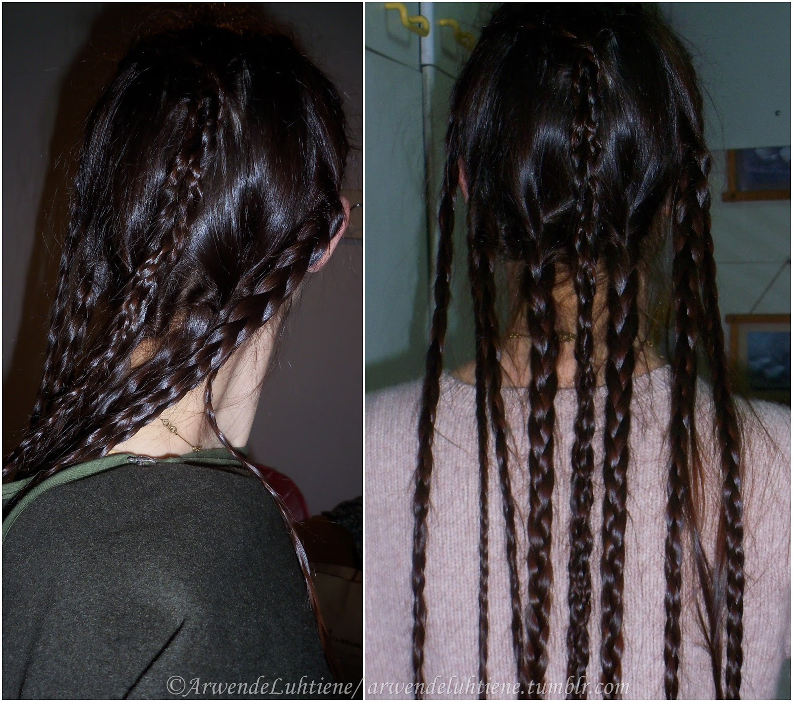 a sword-woman's natural hair blog: 2011 hair - celtic