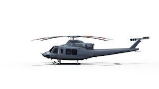 Ilustrasi Bell-412 EPI