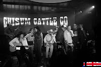 Chisum Cattle Co. & Friends en Boite Live