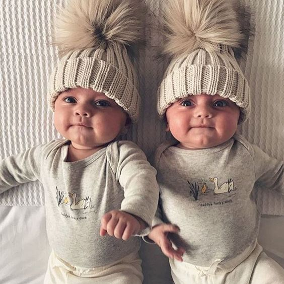 Twin Baby Pictures