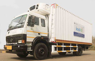 Tata Motors has strategic ti-up with cold chain coolex