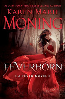 Feverborn by Karen Marie Morning || Cover Love