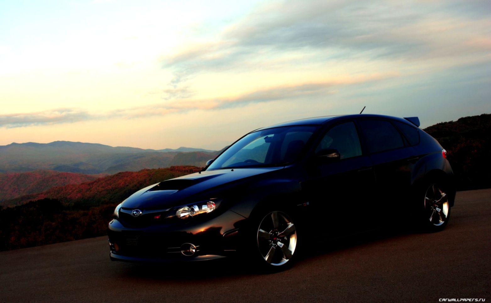 Subaru Impreza Wrx Sti Hd Wallpaper Wallpapers For Fun