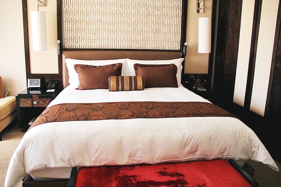 bed luxus suite las vegas