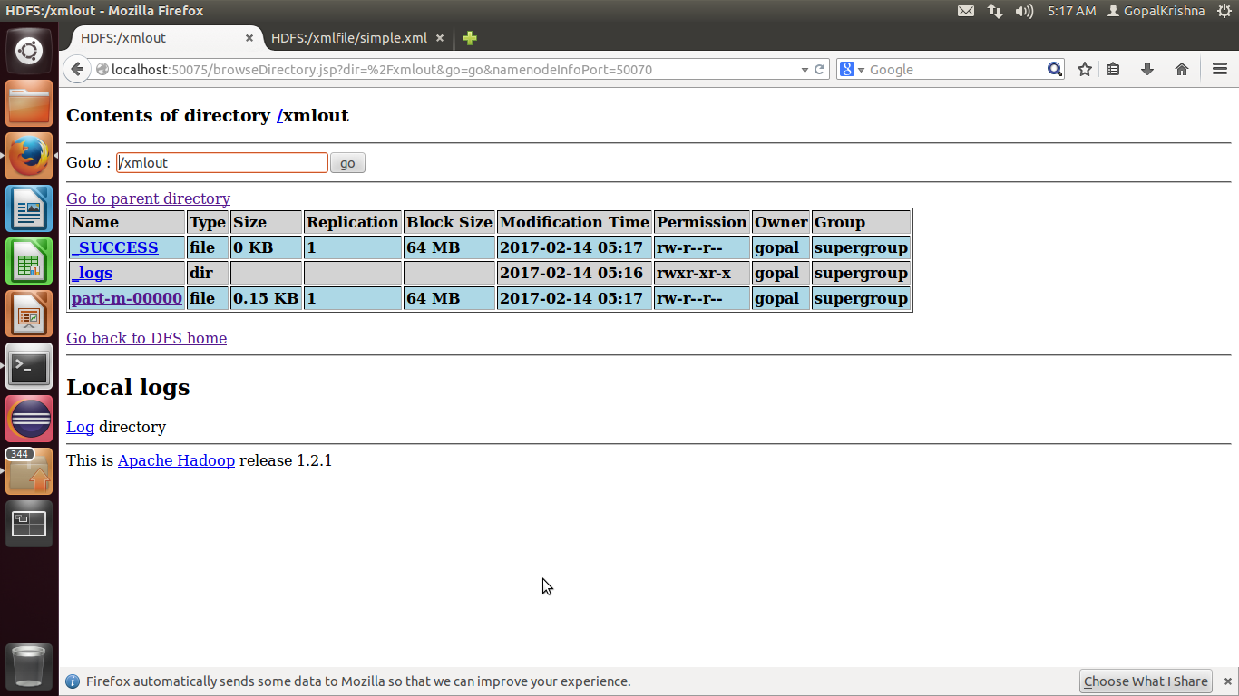 Understanding Hadoop By Mahesh Maharana Xml File Processing In Hadoop