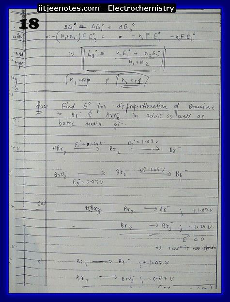 Electrochemistry Notes3