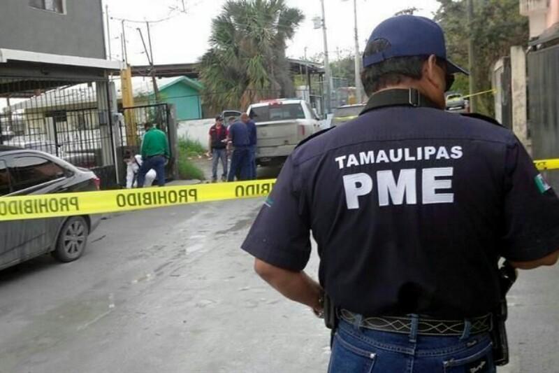 """""""LLEGARON al DOMICILIO,PREGUNTARON por el y lo EJECUTARON"""" en REYNOSA...ciudad donde lo unico seguro es la muerte y los impuestos """"narcos""""."""