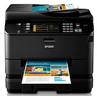 Printer Epson WorkForce Pro WP-4540 Driver Download