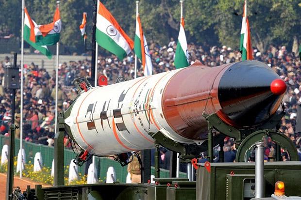 Keinginan India Gabung dengan Klub Nuklir ditolak China