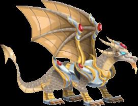 Dragón Élfico