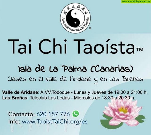 Clases de Tai Chi en Las Breñas
