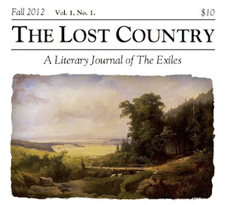 The Lost Country, cover, volume 1 number 1