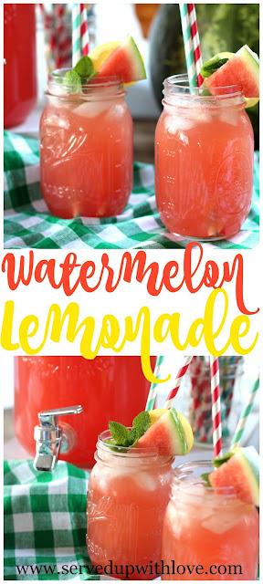 fresh-watermelon-lemonade