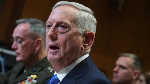 Pentágono pide fondo adicional para tratar deterioro de seguridad
