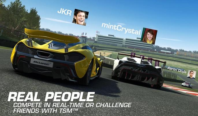 Real Racing 3 v3.3.0 Mega MOD Apk+Data Free Download