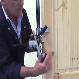 cambiar la cerradura