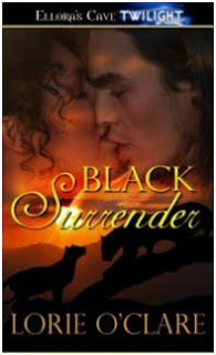 Guest Review: Black Surrender by Lorie O'Clare