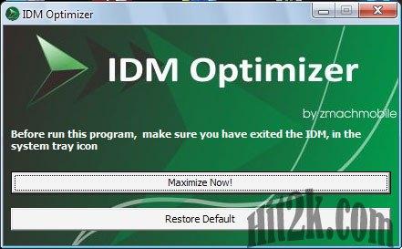 IDM Optimizer Full