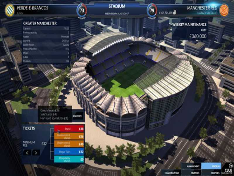 Download Football Club Simulator 19 Game Setup Exe