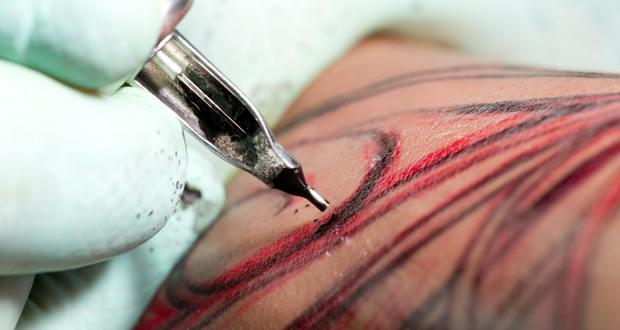 maquina de tatuaje