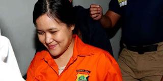 Jessica Kumala Wongso berkesempatan Bebas