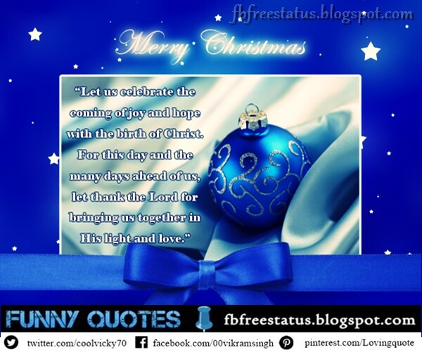 Christmas Messages For Facebook Friends-Christmas Wishes For Facebook Friends
