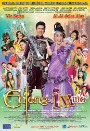 An evil fairy casts a spell on a married man (Vic Sotto), causing him to fall for another woman (Aiai de las Alas).