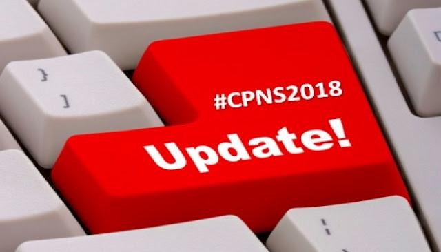 Ditunda, Pendaftaran CPNS 2018 Baru Dibuka 26 September