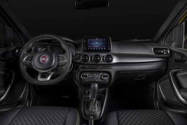 Fiat Argo HGT Sting 2019