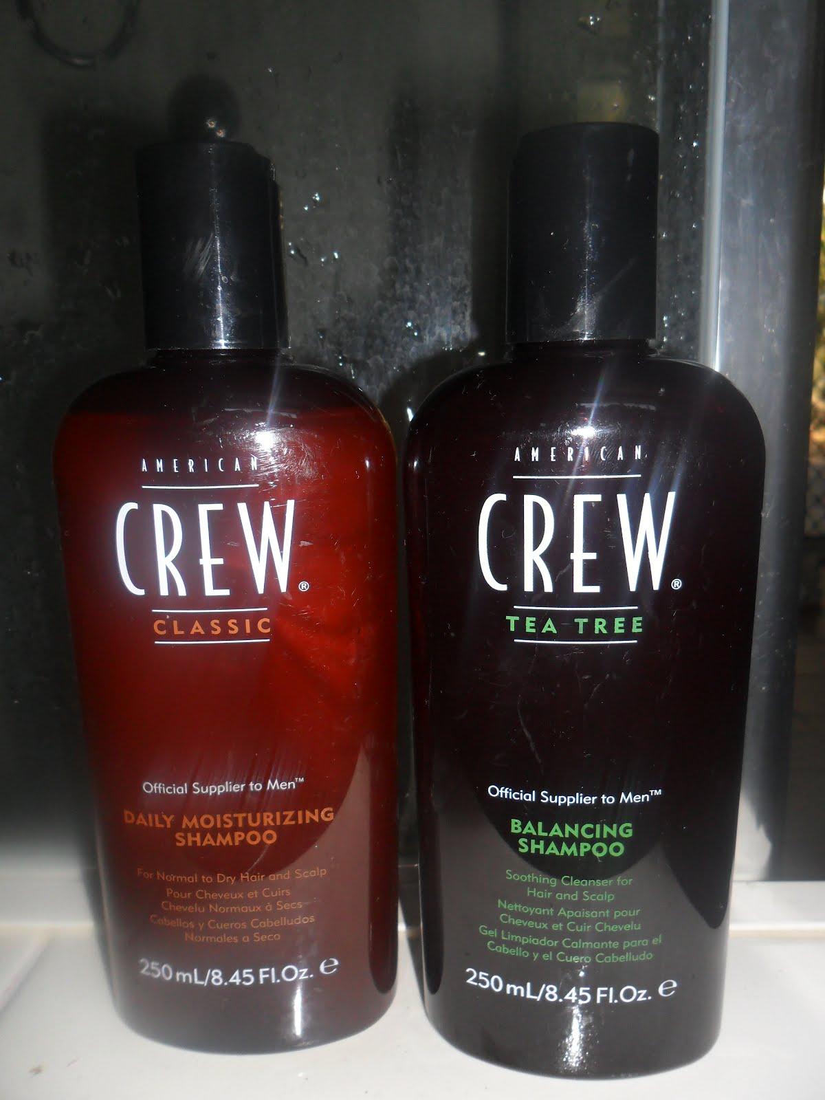 KANANI ~ the beautiful one: American Crew Shampoo