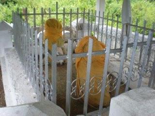 Makam raja Inderapura