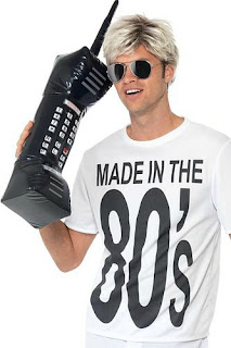 Made in the 80's Costume for Men