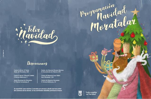 Cabalgata de Reyes Moratalaz 2018. Fecha, horario y recorrido