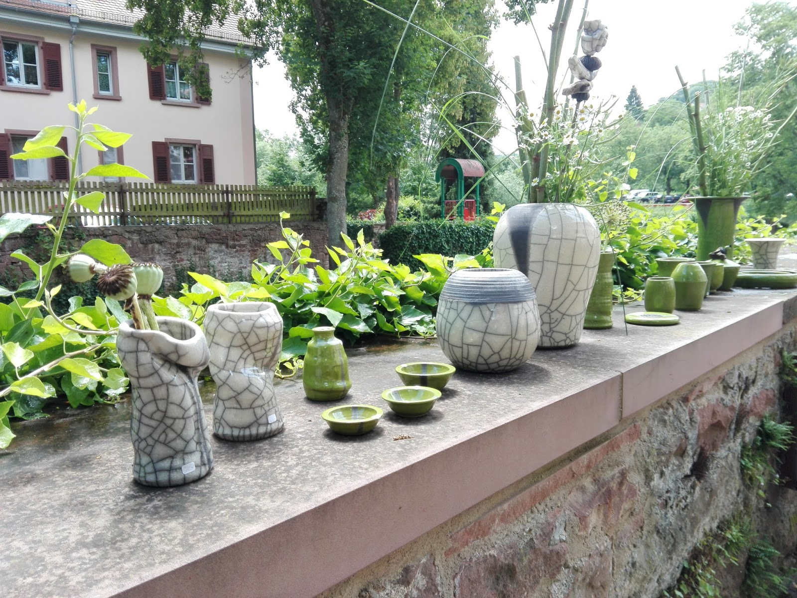 Unser Hauseingang Im Herbst Mayodans Blog
